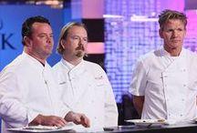 Chef Neal Fraser on TV