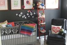 Baby's Nursery Room / Girl, Boy, and neutral nursery rooms for babies.