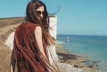 Fringing / Fringing's in! Check out our inspiration board for ways to style the trend.  / by Topshop