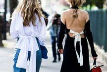 Street Style / See our favourite street style looks from the most stylish cities around the world, including Fashion Week capitals, London, Paris, Milan and New York.