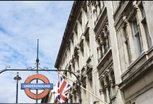London: About Town / Get to know the city that pushes the boundaries of fashion and style. / by Topshop