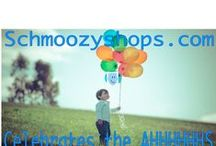 Schmoozyshops  CELEBRATES the AHHHHHHHS / Too many things pull us apart.  Let's  CELEBRATE the GOOD things this world has to offer TOGETHER!!!!!.   *NO Selling, *Politics, or *Religion or *Nudity or sexually explicit.    LET'S CREATE A  PLACE WHERE WE ALL CAN SMILE TOGETHER!