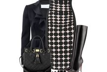 Office Chic / Style suggestions for looking polished and professional at work