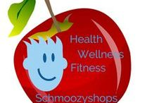 Health Wellness Fitness Schmoozyshops /   Health & fitness products, recipes and w.o.'s.  Join the community. Come Schmooze! www.schmoozyshops.com Join our  new social word of mouth market place.