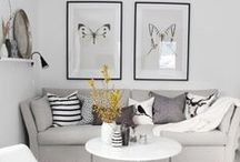 NEW FLAT  / by Anna Marie
