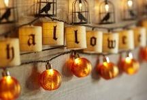 Halloween Ideas / by Johanna Kimberl