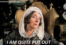 Dearest Jane...Austen, that is. / by Johanna Kimberl