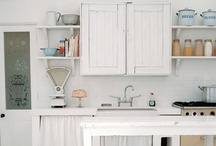 one day. a kitchen.