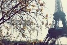 Places I'd Like to Go / by Kimmy Oishii