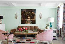 interiors / Dream home interiors! / by Caroline Glynn