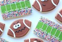 Football Party ideas!! / by Sandy Kennedy