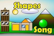 Shape Songs / by Edythe Burroughs