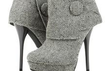 Shoes ...... xD  / by Kimmy Oishii
