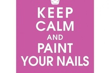 Nails  / by Kimmy Oishii