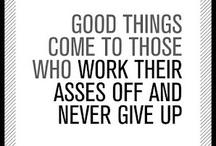 Motivation! / by Hayley McCaffery