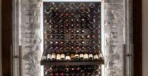 Wine racks, cellars and storage