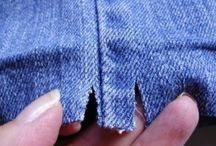Techniques: Sewing, Quilting, Clothing alteration, Laundry / Sewing, zippers, stitches, and some cleaning tips