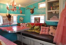 Campers, vans, little houses / Imagenes de caravanas molonas, de diseño, bonitas, reformadas. Beauty camper images, design