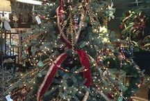 The Holidays 2015 / Holiday decor, trees, wreaths, gifts and greens at their very best!