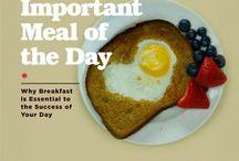 Breakfast Forever / by Johanna Kimberl