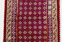 Great Textiles / Mostly old indian, african and asian textiles