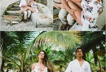 Caribbean Engagement Session Inspiration / Romantic sessions and intimate portraits in Punta Cana, Dominican Republic that celebrate love & connection.