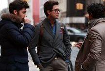 The way a Man should dress! :) / Men at work :)  Guy's Apparel