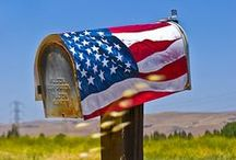 Mail / Mail boxes from all over the world ..