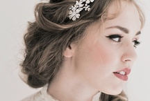 perfect wedding makeup / by Petra Guglielmetti