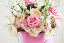 FLOWER INSPIRATION / beautiful  flowers and decorations with flowers