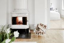 Fierce Fireplaces / The best of home hearths for unique fireplaces. Architecture, interior design and home design. Firepits. DIY home makeover rennovation. #cleverlife #kristennicole
