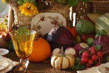 Autumn & Thanksgiving / by Teresa Pinson