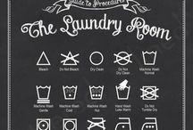 Laundry Room / by Ashley Zahn