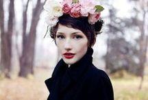 flowerheads / by Petra Guglielmetti