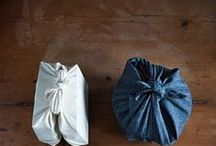 wrapped / wrapping of gifts and goods. / by yvonne martine