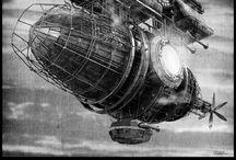 Inspirational - Steampunk / Victorian views