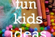 SAHM: things for kids to do / Things to do for a SAHM and kids