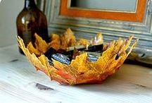 Seasonal Ideas - Fall / Anything Fall related.