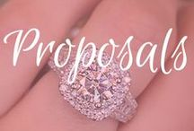 Perfect Proposals / Amazing proposal ideas, perfect proposal pictures, gorgeous engagements and great proposal advice!