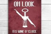 Wine Lover / For the wine lover in all of us. And if you don't love wine, start.