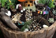 Dream Home - Natural Play Spaces & Gardens / Ideas to create a beautiful natural play area for the kids