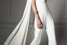 BRIDAL JUMPSUIT.