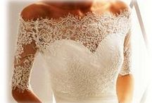 Wedding Gowns, Jewelery, Shoes and Accessories / by Stephanie Schaefer