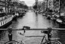 Cultures - Dutch cities and villages #holland #dutch / Where the Dutchmen like to live. #holland #dutch