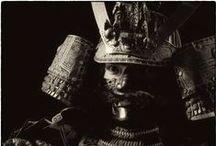 Groups - Warriors Saburai / Samurai knights of Japan
