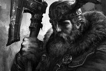 Groups - Warriors Viking / Nordic brutes