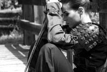 Groups - Warriors Onna Bugeisha / The ancient female Samurai