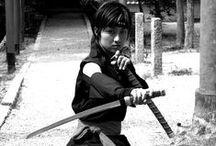 Groups - Assassins Kunoichi / Female Ninja