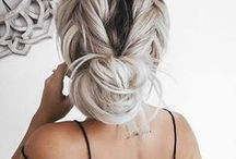 Upstyles & Braids / Updos, braided styles, formal hair and other glamorous hairstyles!