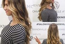 Wearable Hair by Salon Visage / Everyday hairstyles by our stylists on our clients. Blondes, redheads, brunettes, long, medium, and short - our casual styles can be found here.